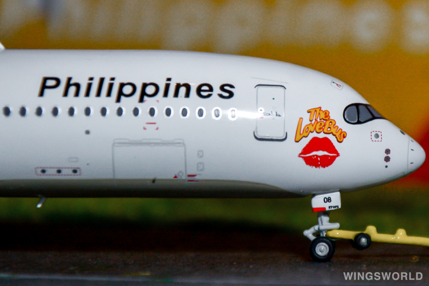 Ngmodel 1:400 NG39010 Philippine Airlines 菲律宾航空 Airbus A350-900 RP-C3508