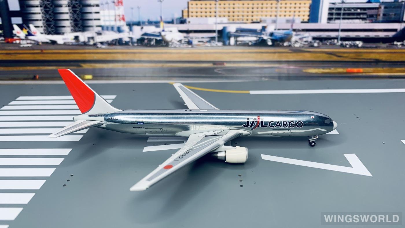 Phoenix 1:400 PH10200 Japan Airlines 日本航空 Boeing 767-300 JA632J