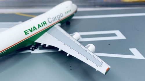 EVA Air 长荣航空 Boeing 747-400 B-16483  BB4-2004-22 Big Bird 1:400