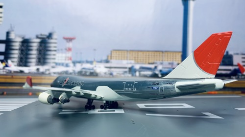 Japan Airlines 日本航空 Boeing 747-400 JA401J  55520 Dragon Models 1:400