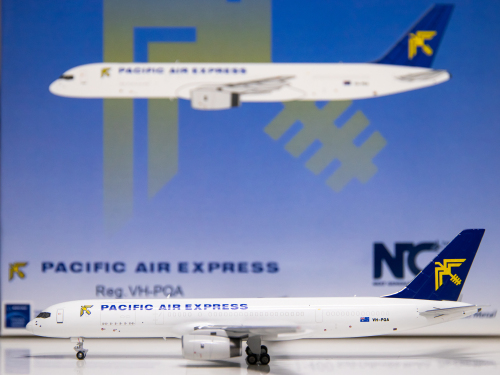 Pacific Air Express 太平洋航空快线 Boeing 757-200 VH-PQA  NG53166 Ngmodel 1:400
