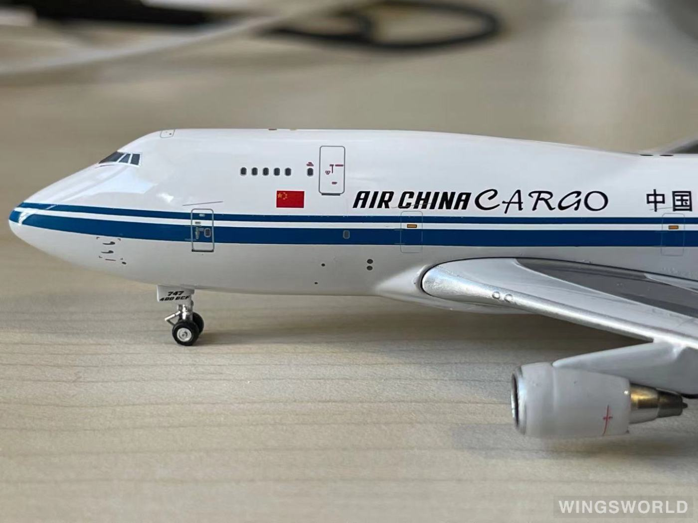 Phoenix 1:400 PH10323B Air China Cargo 中国国际货运航空 Boeing 747-400 B-2477