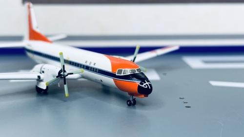 Japan Civil Aviation Bureau 日本民航局 NAMC YS-11 JA8720  YS41101-1 Hogan 1:400