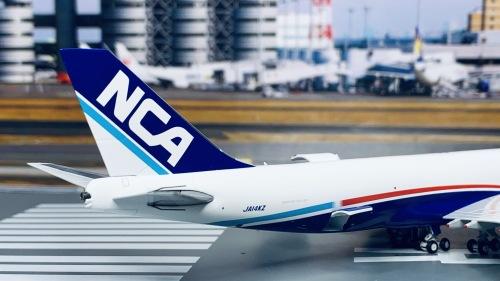 Nippon Cargo Airlines 日本货物航空 Boeing 747-8 JA14KZ  GJNCA1897 Geminijets 1:400