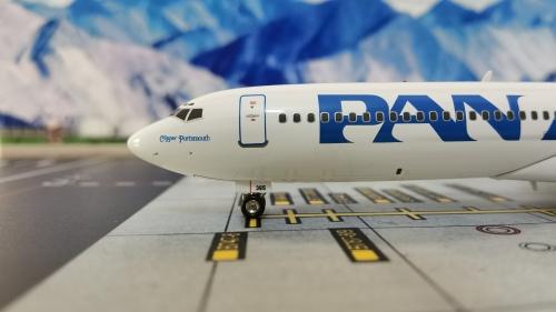 Pan Am 泛美航空 Boeing 727-200 N365PA  IF722PA0421 Inflight200 1:200