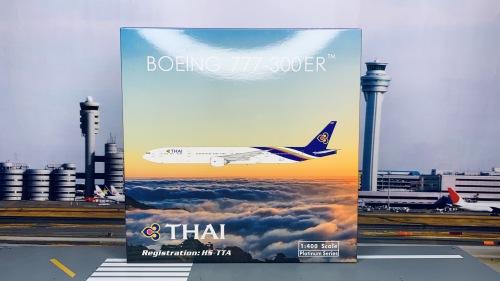Thai Airways 泰国国际航空 Boeing 777-300ER HS-TTA  PH11679 Phoenix 1:400