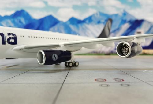 Sabena 比利时航空 Airbus A340-200 OO-SCW  IF342SB0520 Inflight200 1:200