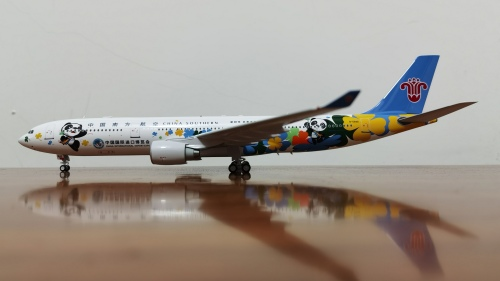 China Southern 中国南方航空 Airbus A330-300 B-5940 进博会 AV2047 Aviation200 1:200