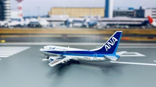 ANA 全日空 Boeing 737-500 JA306K  EW4735005 JC Wings 1:400