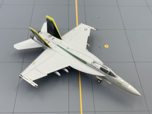 U.S. Navy 美国海军 McDonnell Douglas F/A-18 166650  HG6276 Hogan 1:200