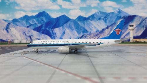 China Southern 中国南方航空 Boeing 737-800 B-5042  AV2032 Aviation200 1:200