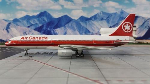 Air Canada 加拿大航空 Lockheed L-1011 TriStar C-FTNF  B-L1011-AC-FTNF B Models 1:200