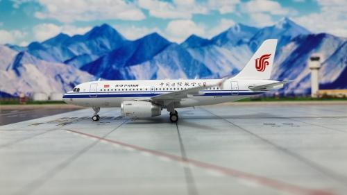 Air China 中国国际航空 Airbus A319 B-6022  AV2053 Aviation200 1:200