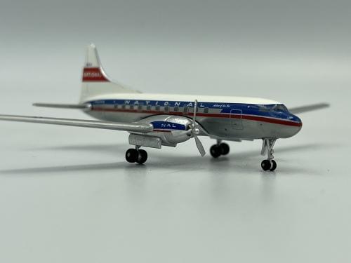 National Airlines Convair CV-440 N2041  ACN2041 AeroClassics 1:400