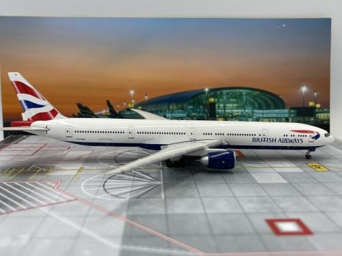 British Airways 英国航空 Boeing 777-300 G-STBA