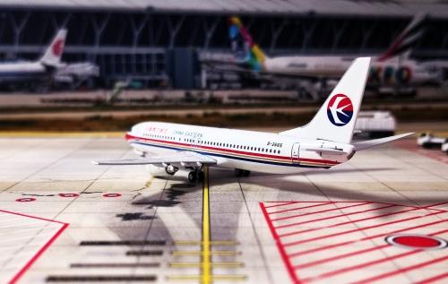 China Eastern 中国东方航空 Boeing 737-800 B-2665  PH10594 Phoenix 1:400