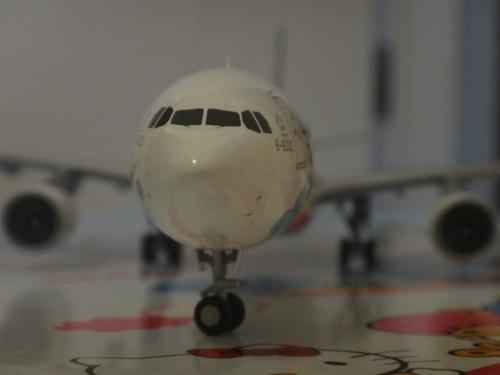 EVA Air 长荣航空 Airbus A330-300 B-16332  XX2152 JC Wings 1:200