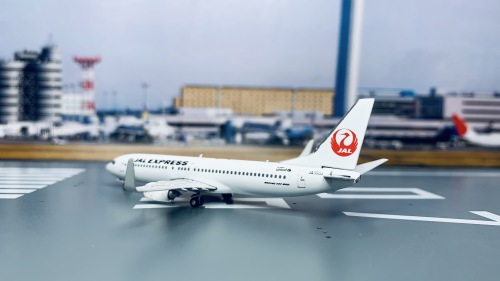 Japan Airlines 日本航空 Boeing 737-800 JA350J  PH11210 Phoenix 1:400