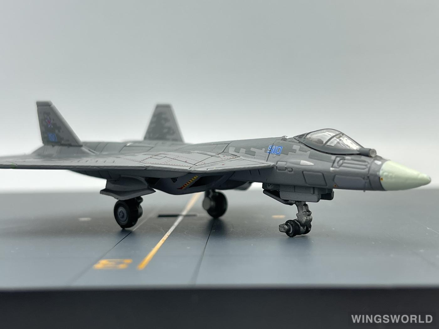 Herpa 1:200 570732 Sukhoi Aircraft Corporation 苏霍伊飞机公司 Sukhoi Su-57 510